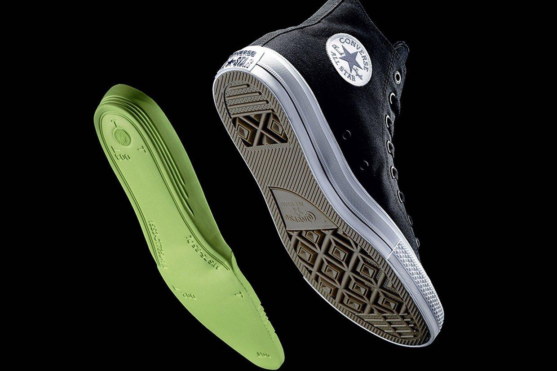 Nike renueva las míticas Converse