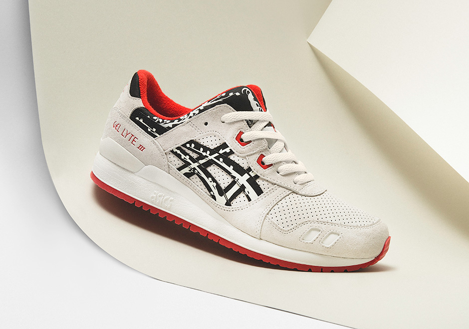 asics gel lyte iii all white ebay