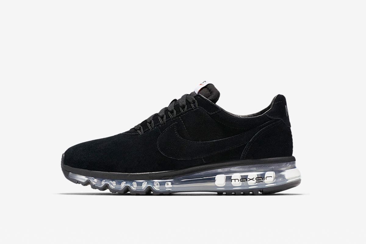 Hiroshi Fujiwara añade suede a la Nike Air Max LD Zero H